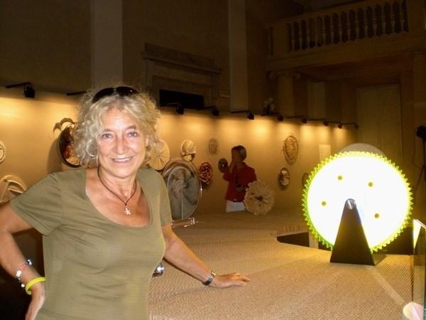 OFF ROAD: la lampada di Emiliana Martinelli per la mostra