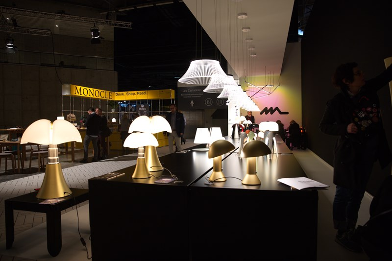 Martinelli Luce presenta le ultime novità a Maison&Objet!