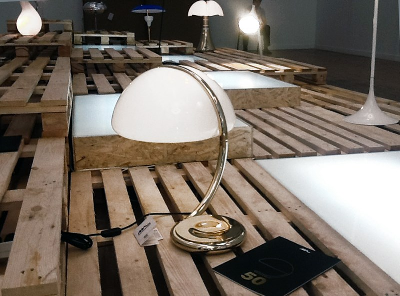 MARTINELLI LUCE AT ARCH MOSCOW 2015