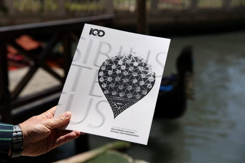 Martinelli Luce partner of IQD for the special issue