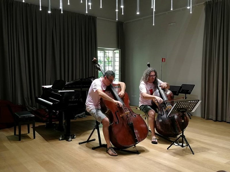 #SOUNDTHELIGHT: MARTINELLI LUCE AL BASS 2018 LUCCA INSIEME A REMIC MICROPHONES