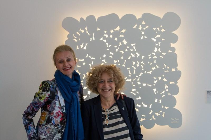 Les projets et les collaboration de Emiliana Martinelli pour