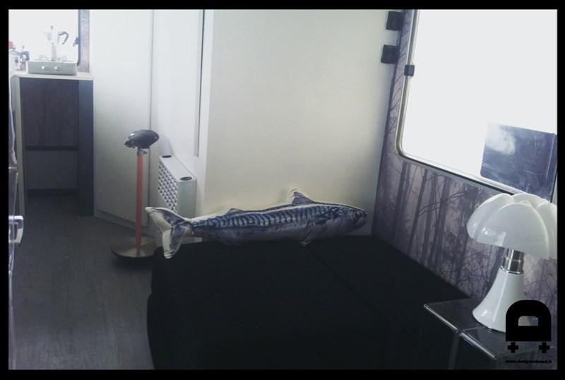 Elica e Minipipistrello a bordo di Hometta