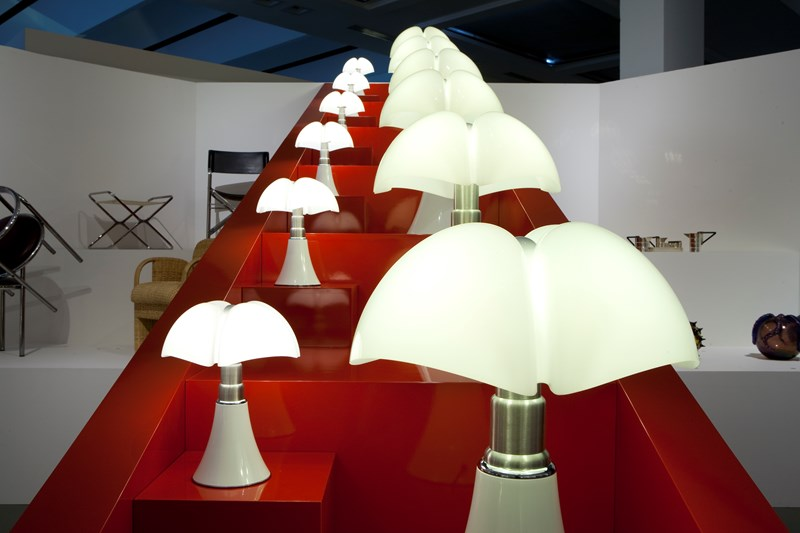 Gae Aulenti,gli oggetti, gli spazi - Triennale design museum