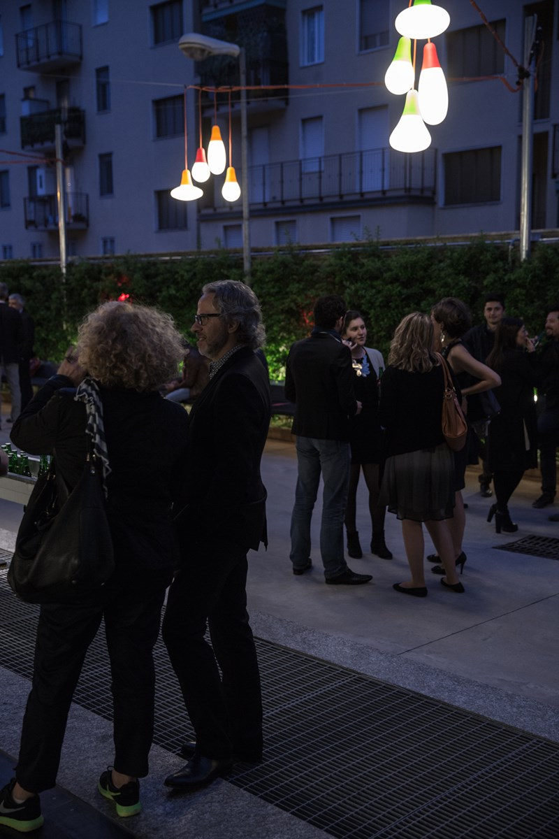 500×100 Party:the city as a tool for dialogue