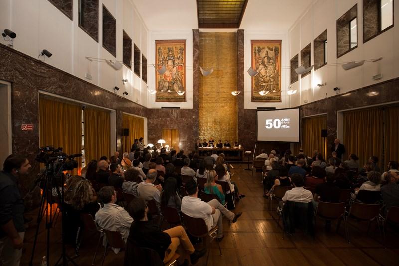 Concreto Creativo 50 ans de lumière : MARTINELLI LUCE PARLE DE SON HISTOIRE