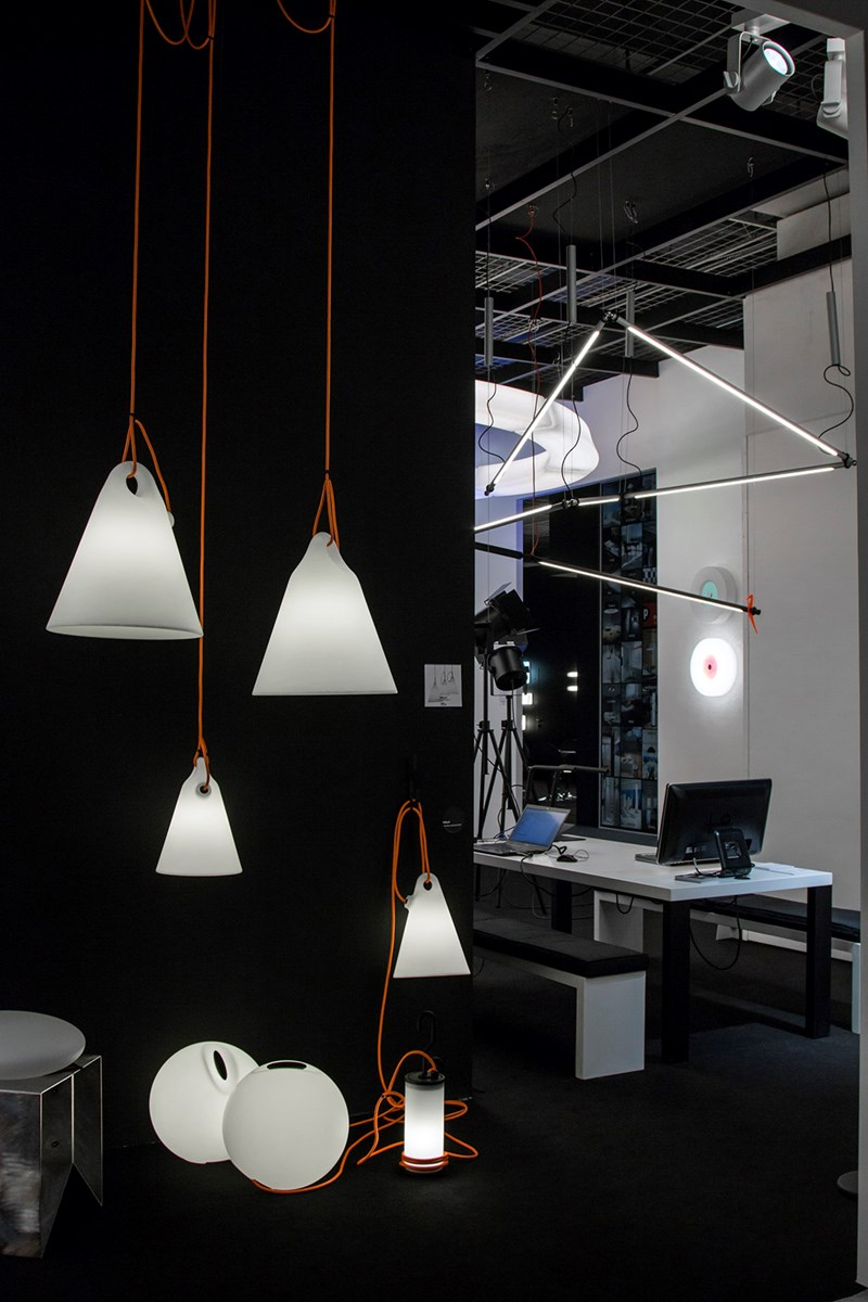 Martinelli Luce in Frankfurt for Light + Building 2014