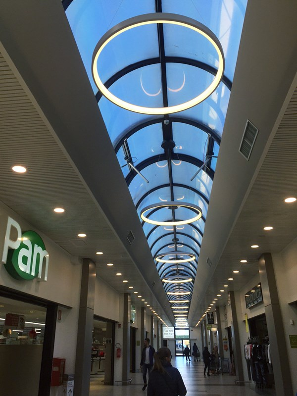 <b></b>Centro commerciale Pam Barberi