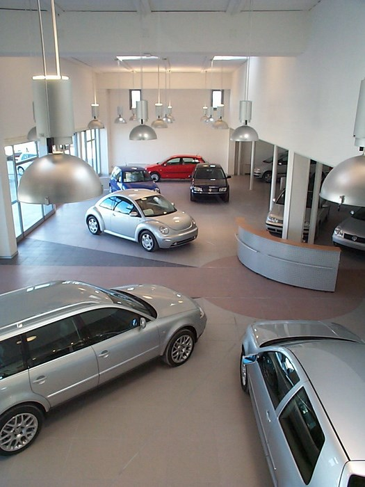 <b></b>Concessionaria Volkswagen - Grosseto