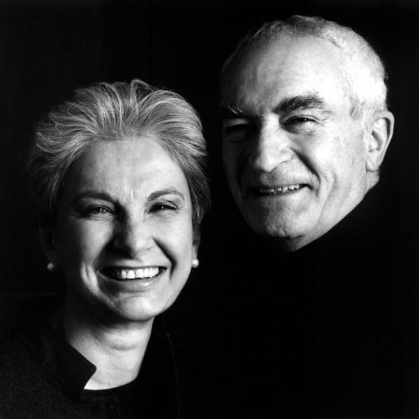 Lella & Massimo Vignelli