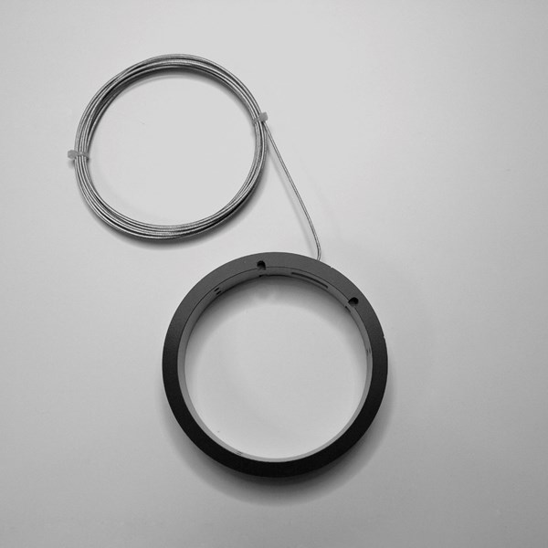 <b>40831</b>Intermediate joint Circular Pol XXL