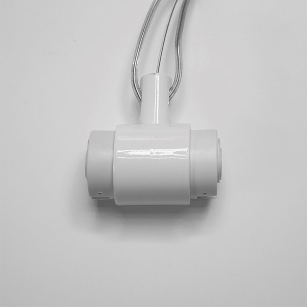 Shanghai suspension - intermediatejoint with power cable