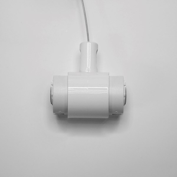 Shanghai suspension - intermediatejoint without power cable<br>