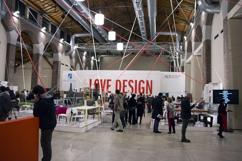 Martinelli Luce participates at Love Design ®