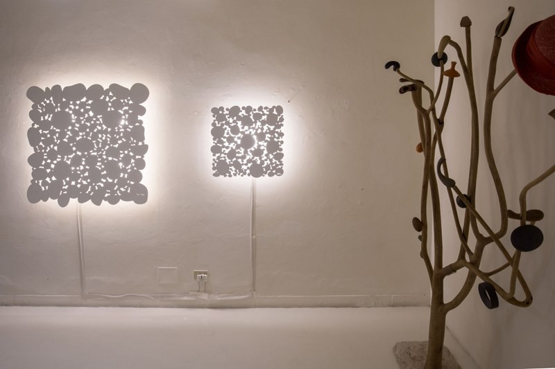 Cellule by Donia Maaoui + Michel Boucquillon as true works of art