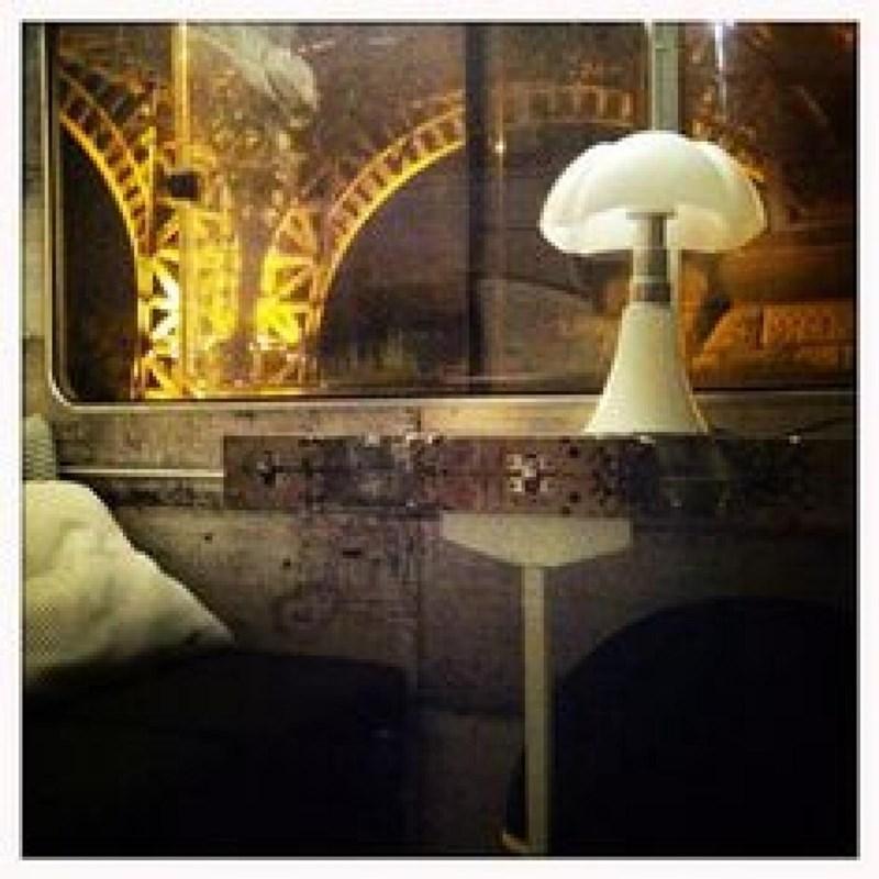 Minipipistrello, Elica and Trilly aboard Hometta meet  CulT European Exhibition of Culture in Venice