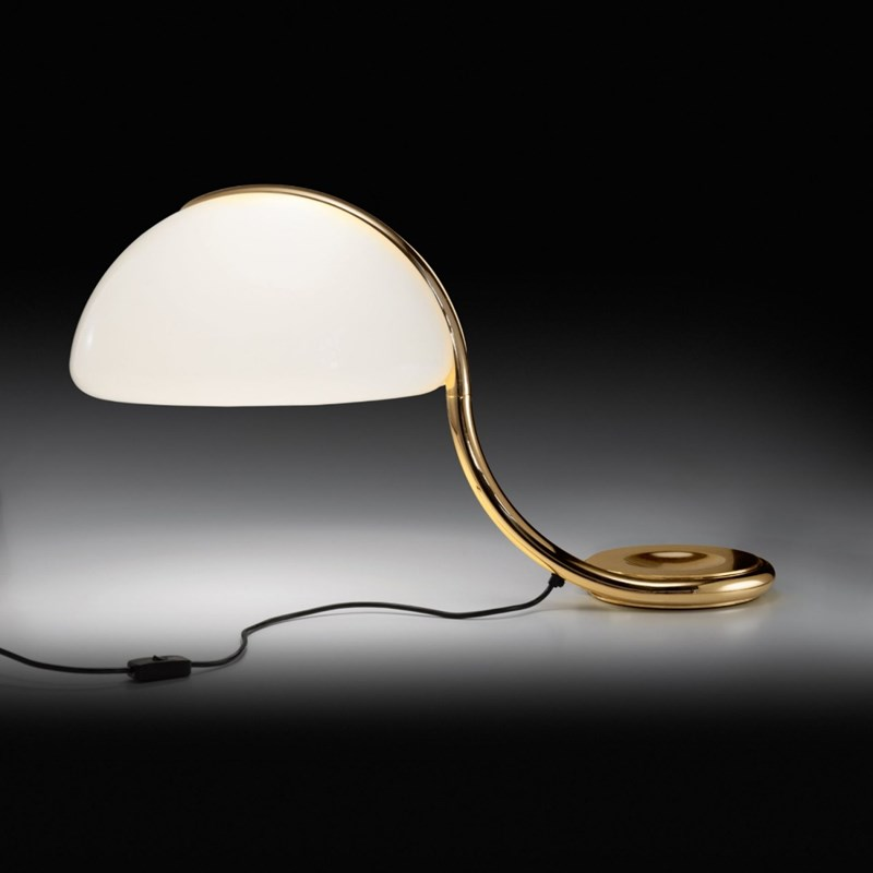 Serpente, for 50 years symbol of  made in Italy design
