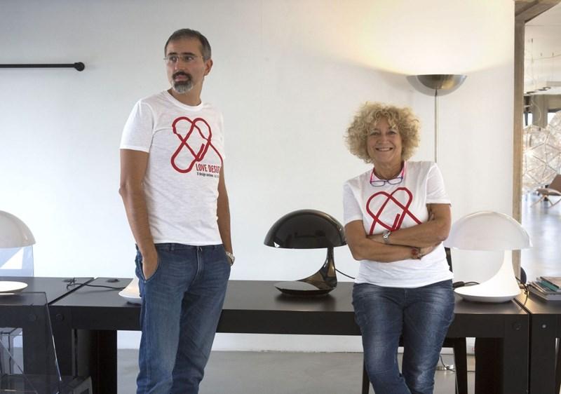 Martinelli Luce fait partie du comité de LOVE DESIGN®