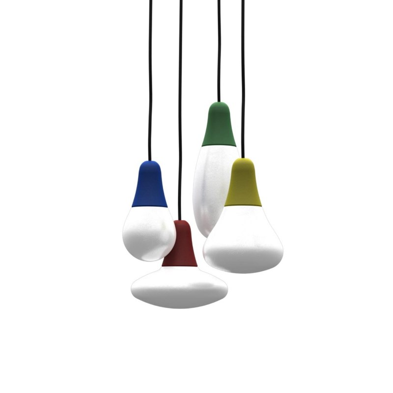 The news at Euroluce 2015: iconic pieces, large sizes and minimal design