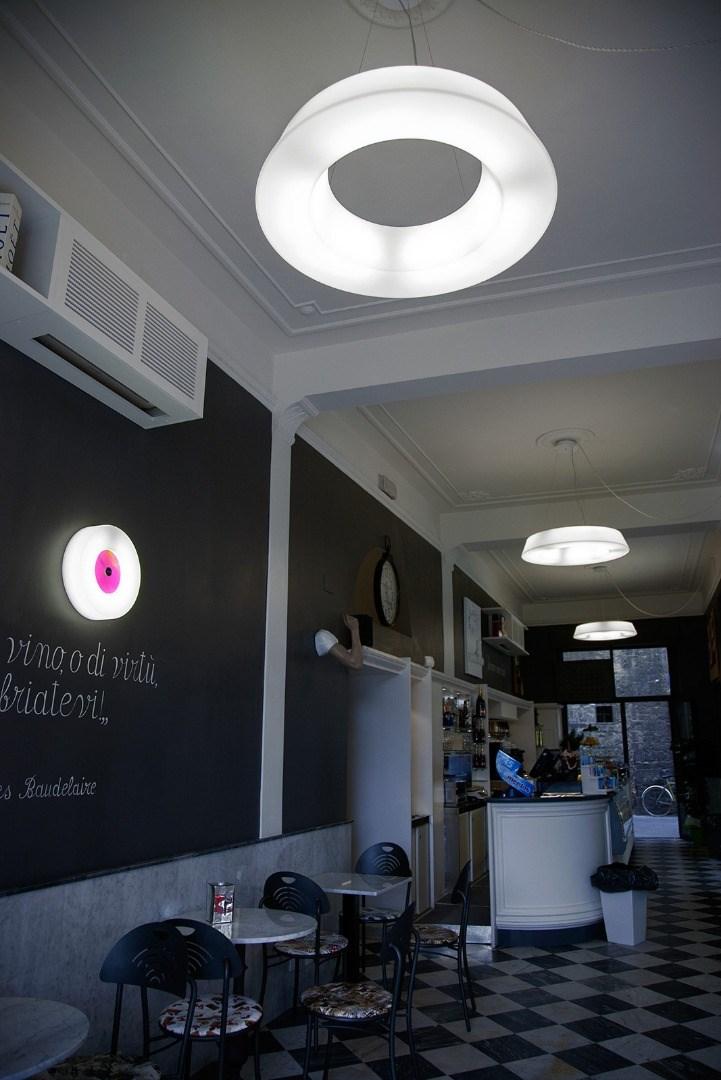 Prato s'éclaire grâce à notre design