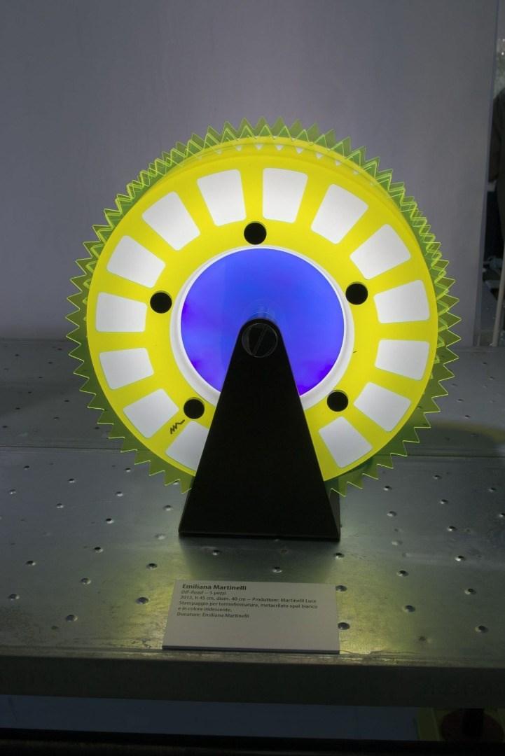 Due opere uniche di Martinelli Luce diventano trend del futuro con Chlorosphère
