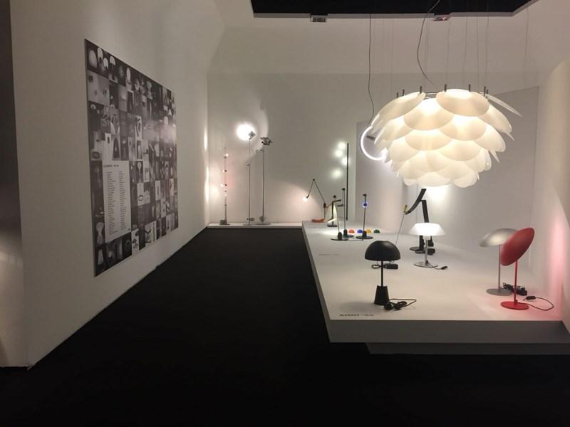 Elio Martinelli et Martinelli Luce à La Triennale