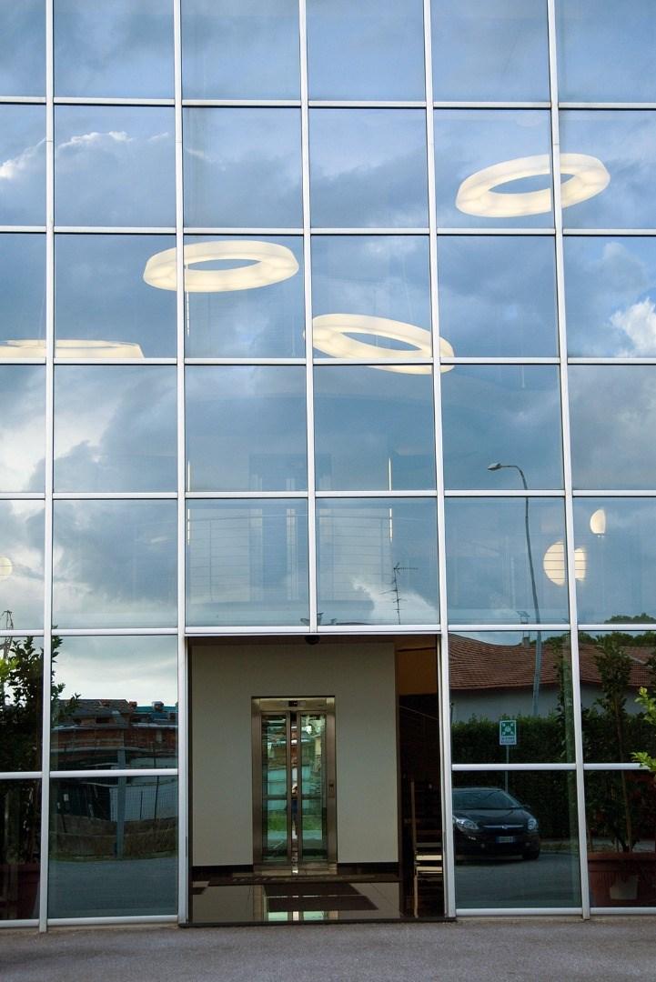 Circular Pol e Semisfera protagonisti della nuova sede di Fait Group