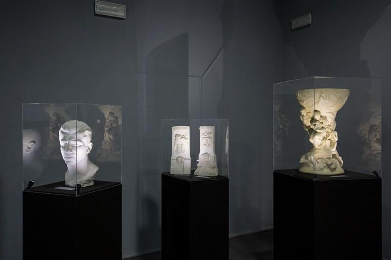Martinelli Luce enlightens the MuSA of Pietrasanta