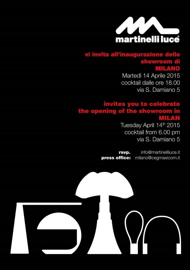 A new opening in Milan at Via San Damiano