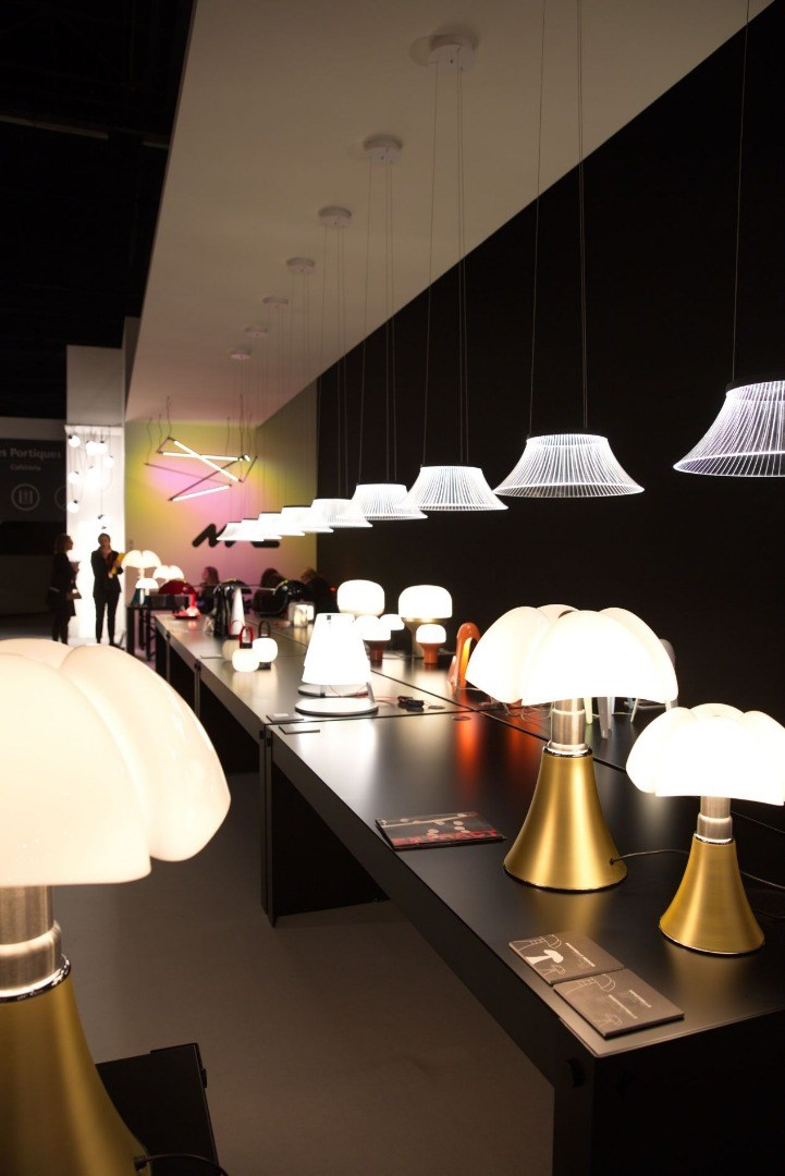 Martinelli Luce presents the latest products at Maison&Objet!