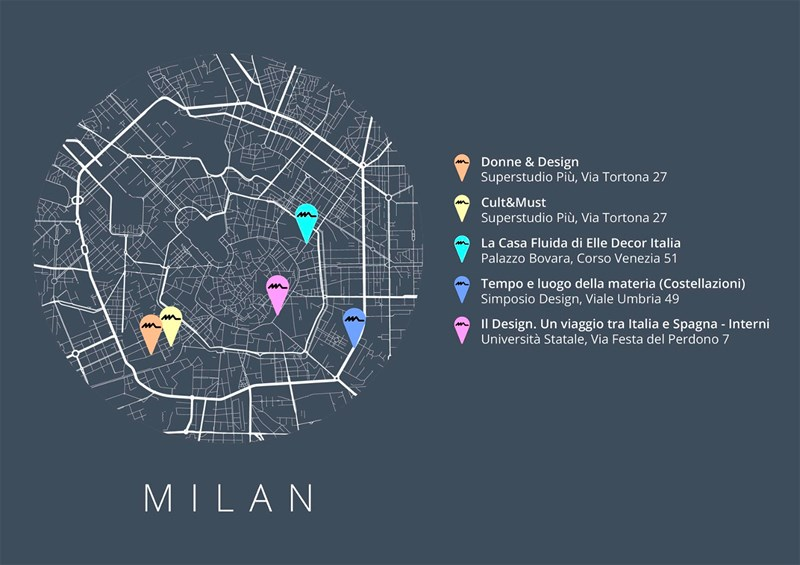 Martinelli Luce goes to Milano Design week 2021