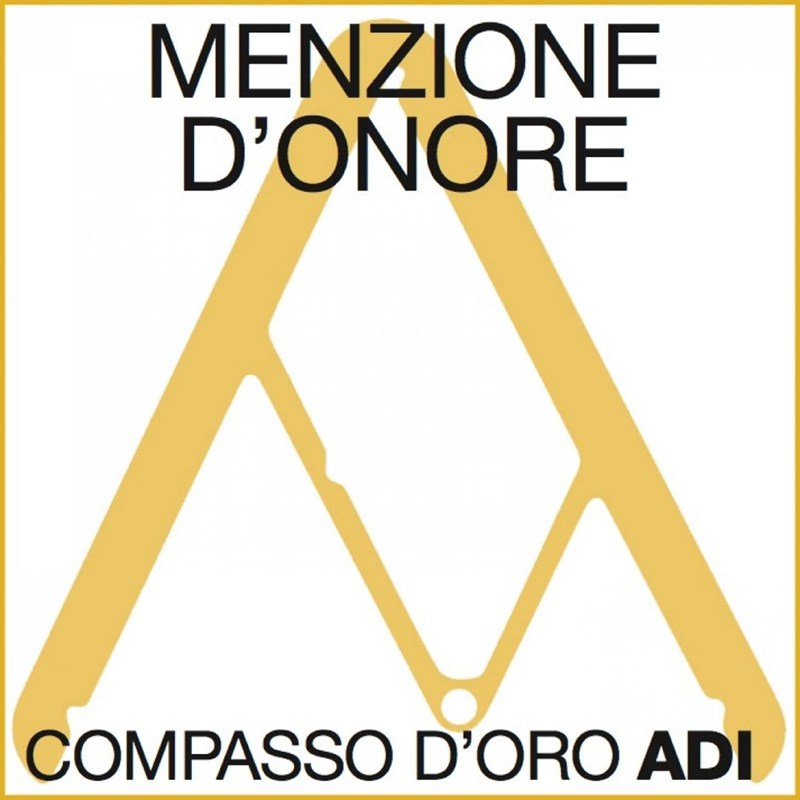 Fluida gets Mention of honor from Compasso d'Oro 2016