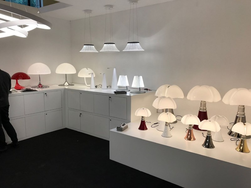 Martinelli Luce à la conquête de Design Shanghai