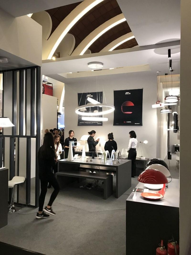 Martinelli Luce à Design Shanghai