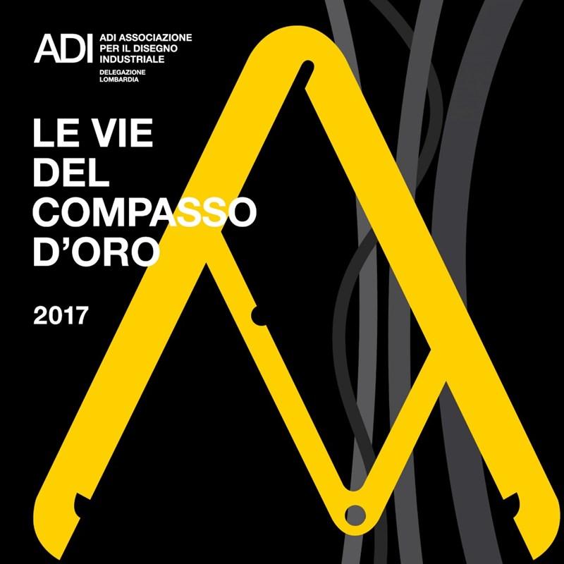 Tornano Le Vie del Compasso d'Oro e Martinelli Luce partecipa con Fluida