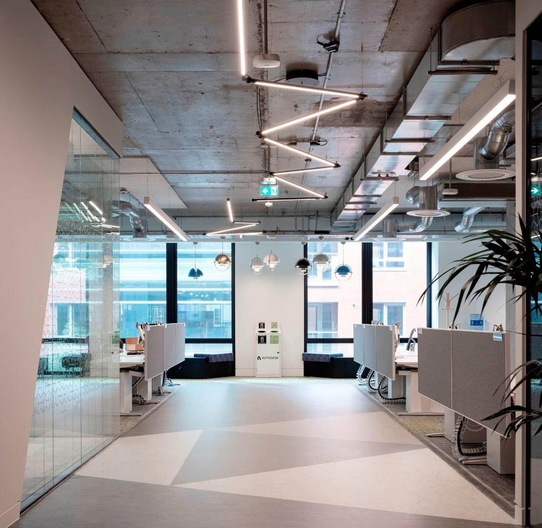 <b></b>Uffici Autodesk - Dublino