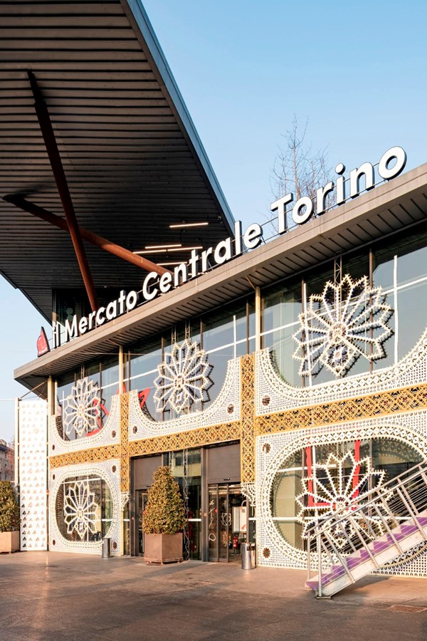 Mercato Centrale - ProjetStudio Dolce e Luce