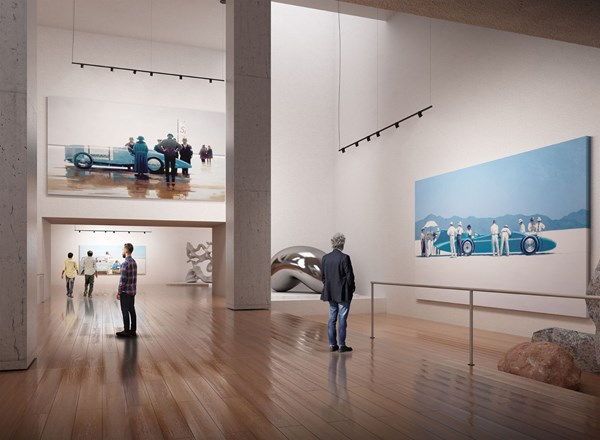 <b></b>Museo Le Castellette - progetto
