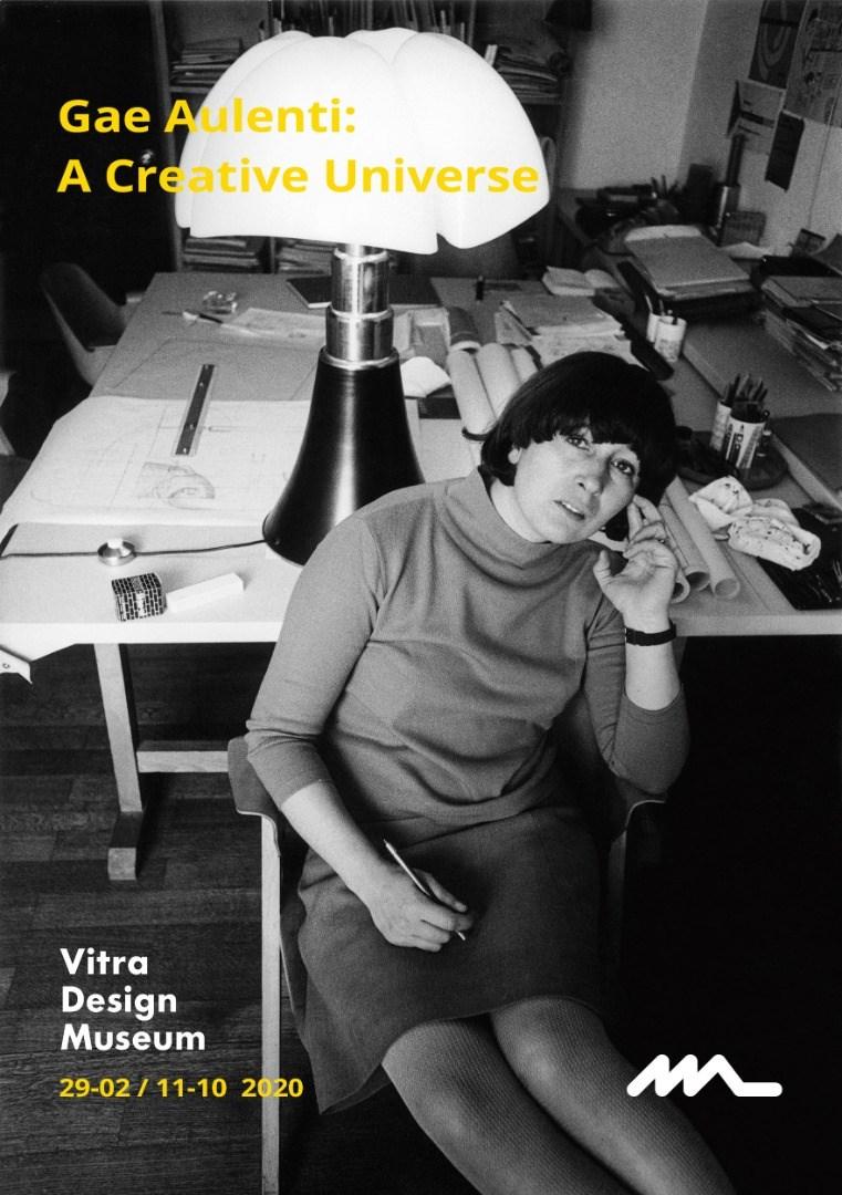 Gae Aulenti and Martinelli Luce at Vitra Design Museum